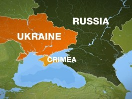Tensions between Russia and Ukraine Rise Following