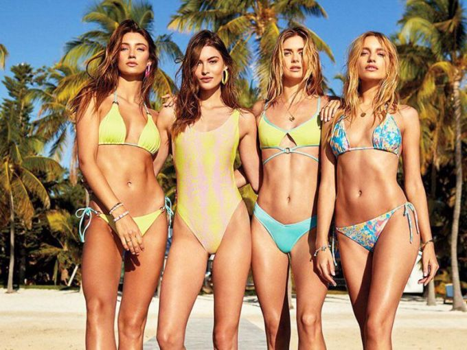 Victoria Secret is Bringing Back Beach Vibes in 2019