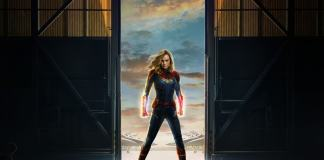 Captain Marvel Trailer Leads