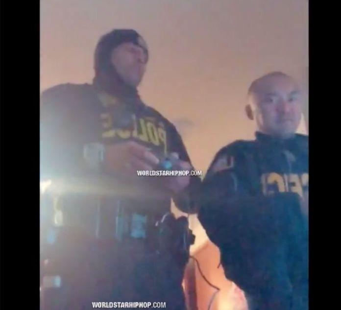 Cops Play Smash Bros
