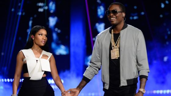 Meek Finds Out That Nicki Still