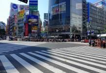 Tokyo man Found in Parking