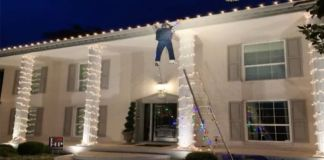 Veteran Tries To Save a Prank Christmas
