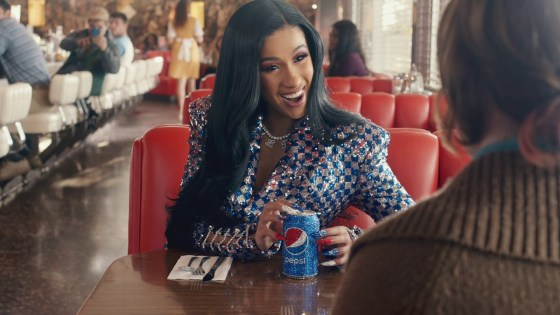 Cardi B Pepsi