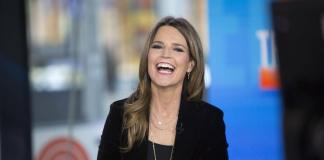 Twitter Drags Savannah Guthrie For Nick Sandmanns