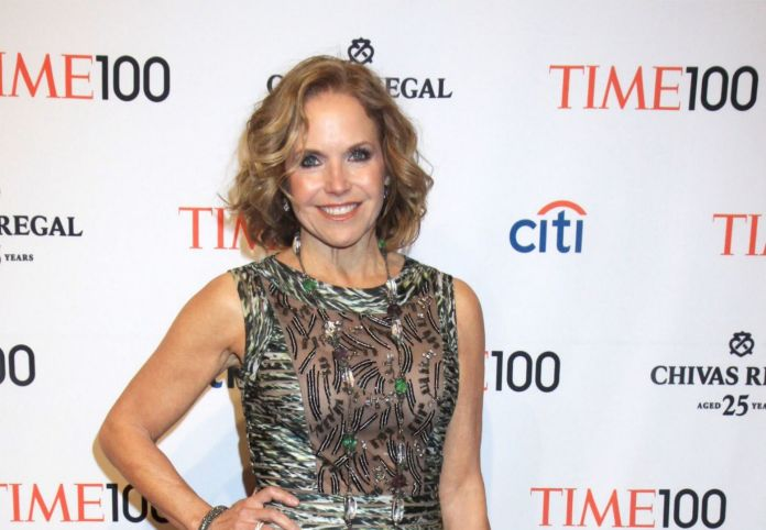 Katie Couric To Release Tell