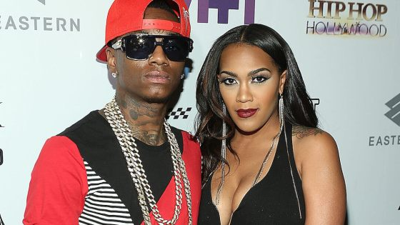 Soulja Boy Hands in His Player Card and Proposes to Nia Riley Soulja Nia Jesse Grant