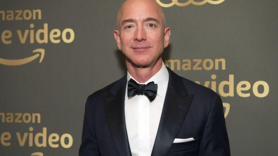 Jeff Bezos $35 Million