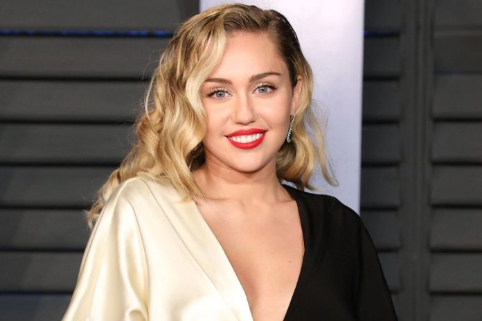 Miley Cyrus Not Happy About Robot
