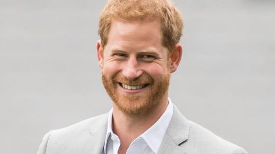 Prince Harry Wishlist