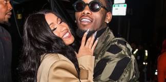 cardi b offset tattoo Offset Dicking Cardi B Down Good: Cardi Gets Offset Tattoo