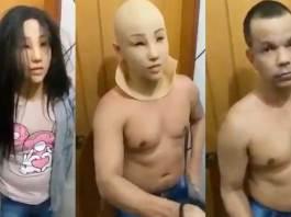 Brazilian Gang Leader Dresses