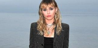 Miley Cyrus Was