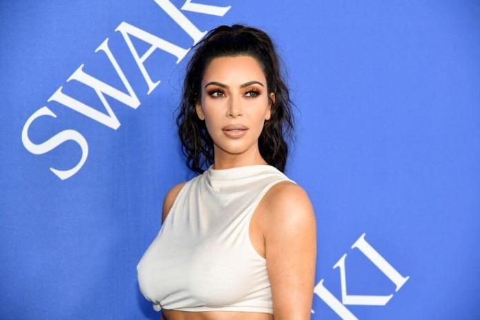 Kim Kardashian Launches Shapewear