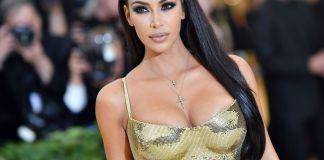Kim Kardashian Tells In Detail