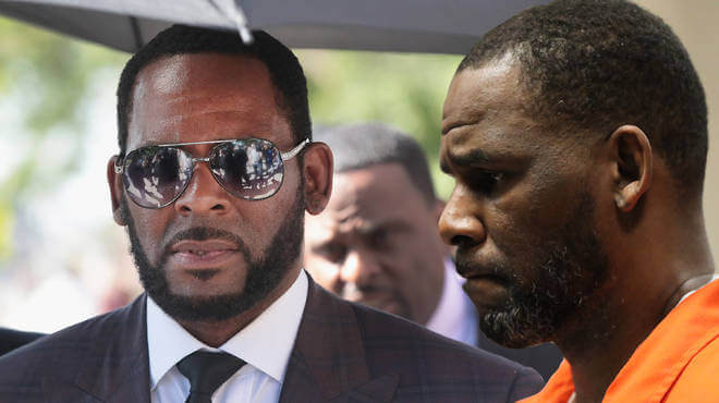 R. Kelly Misses Court Due To Infected Toenail