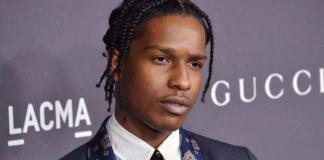 A$AP Rocky Sex Tape Leaked