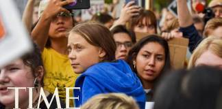 Greta Thunberg Person