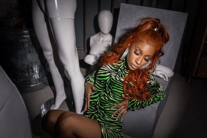 HYPEFRESH EXLCUSIVE: Tiffany Evans