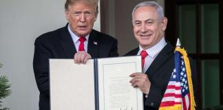 Middle East Peace Plan Fails