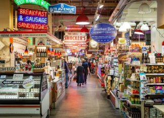 Sweet Munchies at Reading Terminal Market