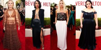 The Best Red Carpet Looks From (1)