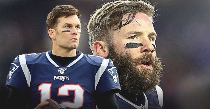 Edelman Hints at Tom Brady Returning to Patriots