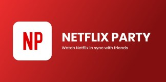 Netflix Party Lets You Watch Movies