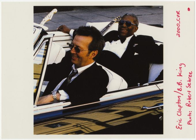 Eric Clapton & B.B. King 'Riding with the King' 20th Anniversary Coming Soon