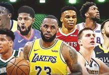 2019-2020 NBA season restart 2020-21 NBA season