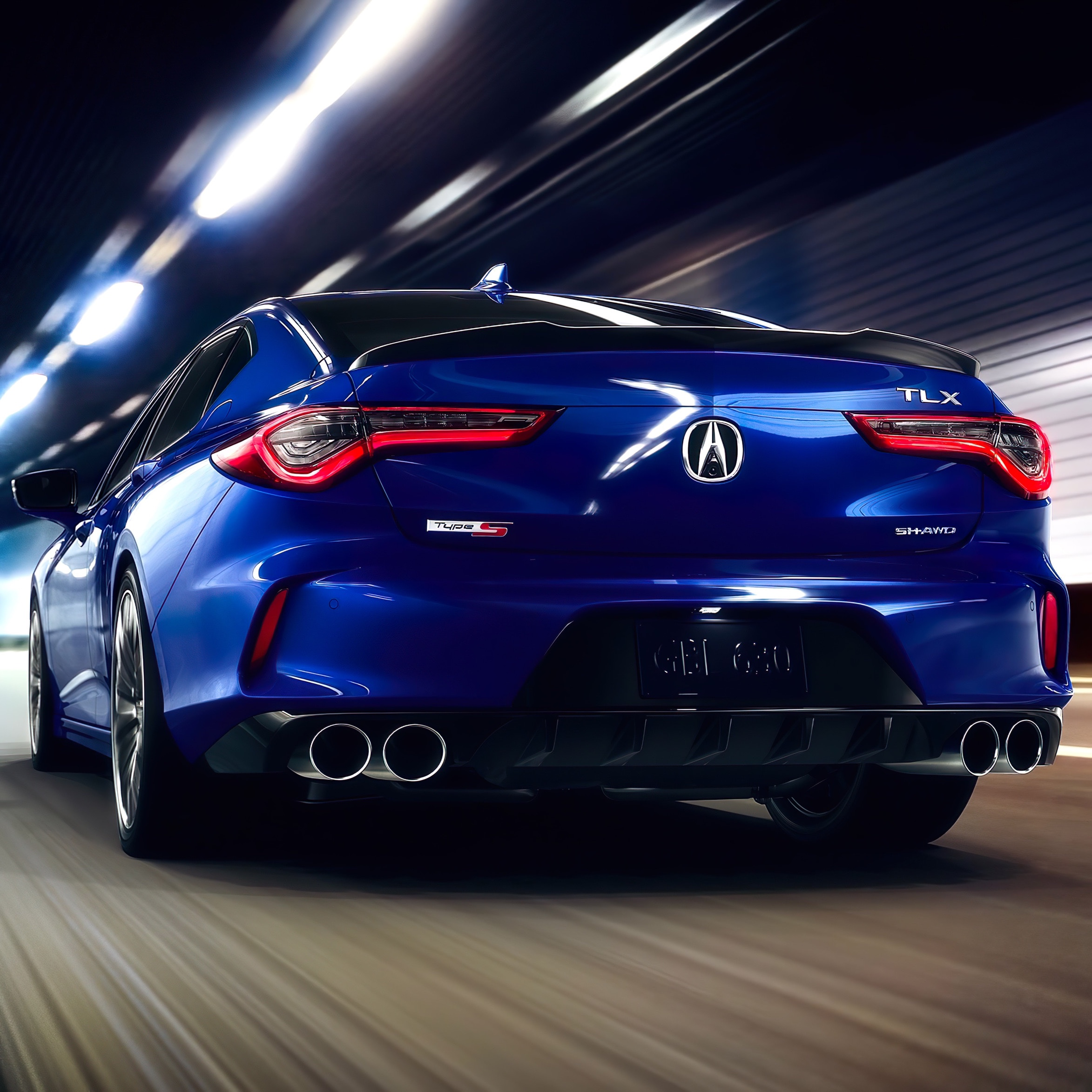 2021 Acura TLX Type S Horsepower Revealed