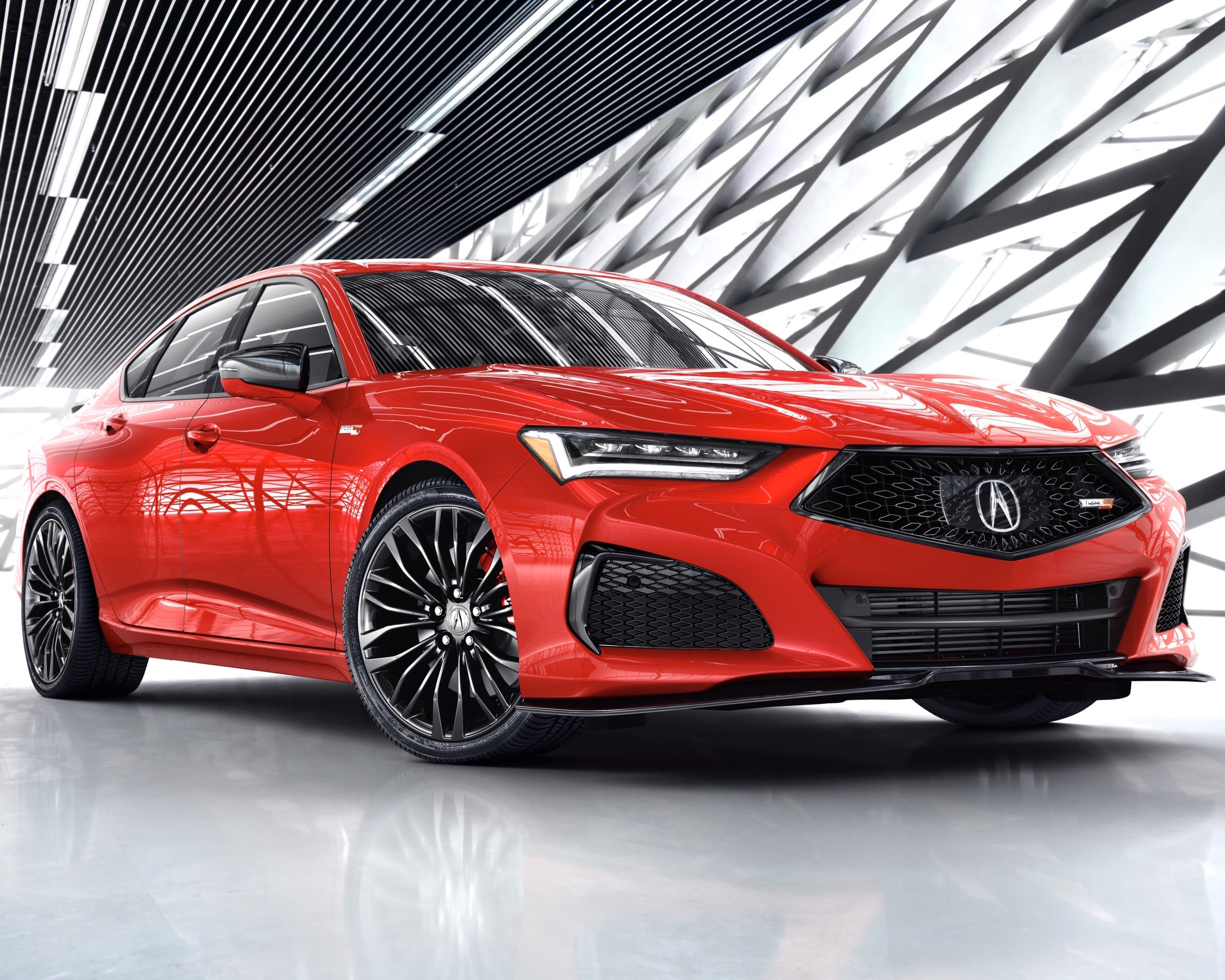 2021 Acura TLX Type S Horsepower Revealed - 355 HP • Hype ...