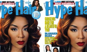 Hype Hair cover K. Michelle