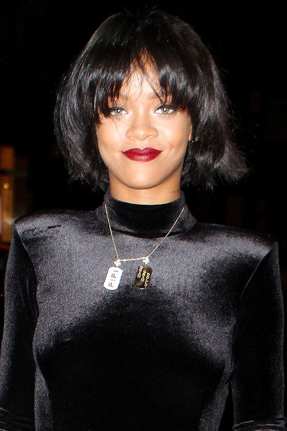 Rihanna Hairstyles Hype Hair