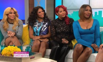 Tamar and Braxton Sisters on Bethenny