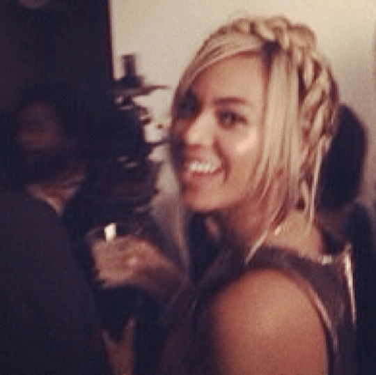 Beyonces Braided Crown Ruled New York Fashion Week