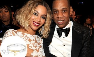 Beyonce and Jay Z Valentine's Day