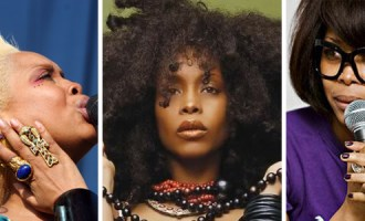 Erykah Badu's Hair Journey