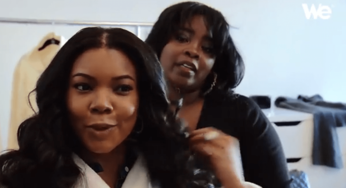 Sneak Peek Kim Kimble Gabrielle Union Hype Hair