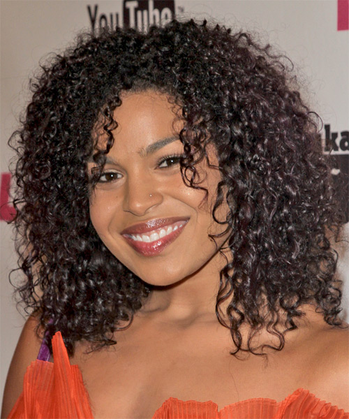Curly Sues 10 Celebs With Naturally Curly Hair