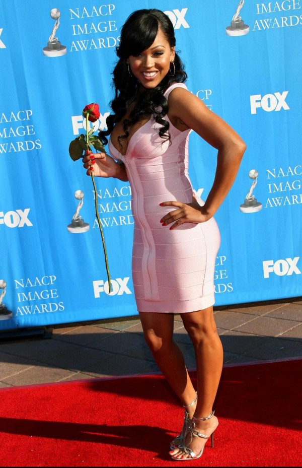 Head To Clothes Meagan Good S Best Red Carpet Moments