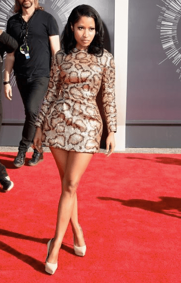 2014 MTV VMAs Red Carpet Hairstyles Hype Hair