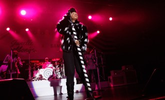 Exclusive Janelle Monae Performance For Samsung Galaxy Owners At Best Buy Theater To Celebrate The Brand New Galaxy S 6 And Galaxy S 6 Edge