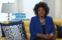 Christina Brown | LoveBrownSugar | Head & Shoulders
