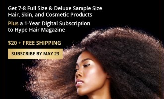 Hype Hair + COCOTIQUE June 2015