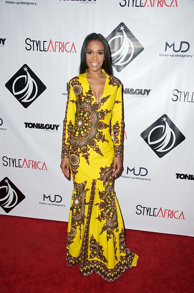 Michelle Williams | Style Africa Gala And Runway Show
