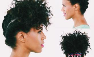 DIY Natural Hairstyles Cesar Ramirez