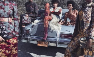 W Magazine  Fall 2015 Collections