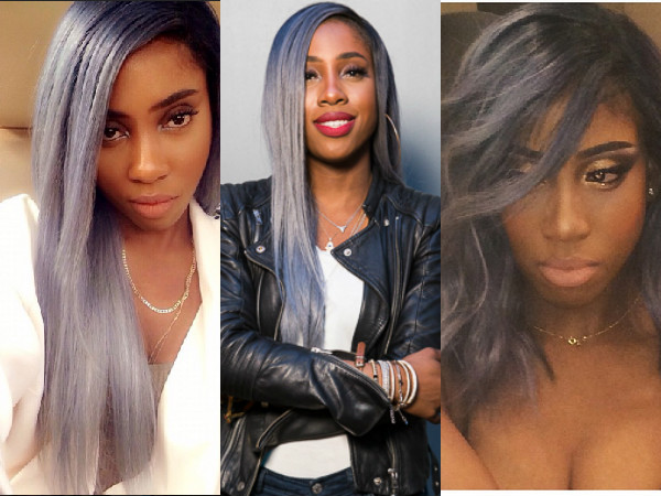 hype hair sevyn gray hair