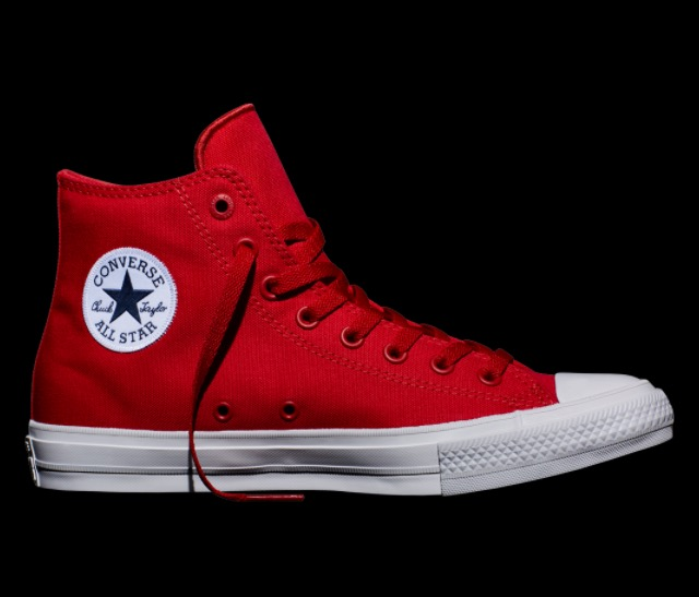 Chuck II in Red